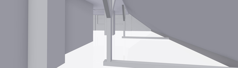 Aufmaß Dachboden